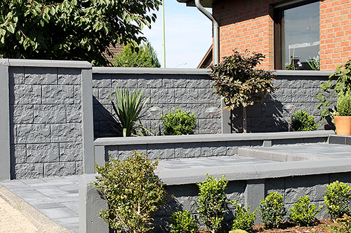 Beckers Betonzaun beckers betonzaun vertriebspartner